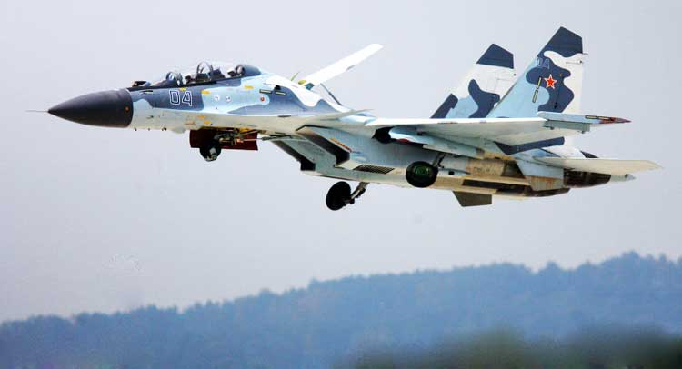 Cuidado para Israel, Rusia entra en Siria