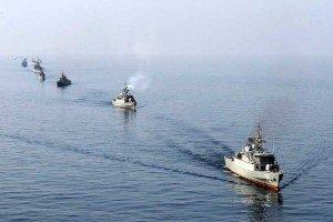 flota de buques de guerra