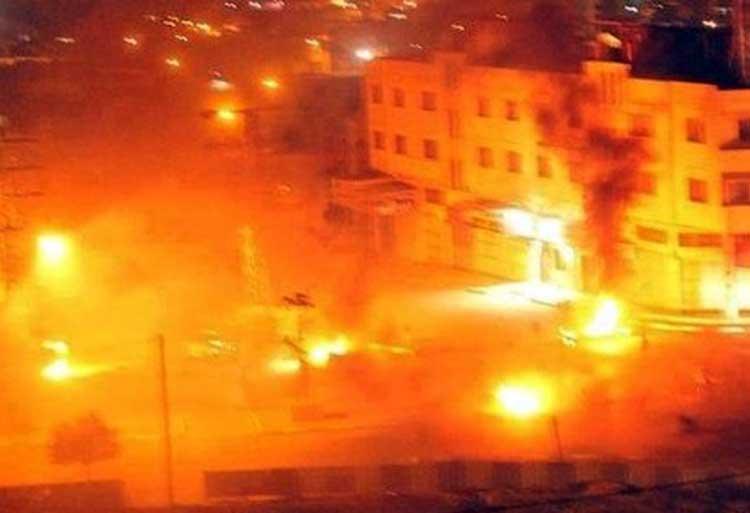 Israel: prendieron fuego a la tumba de José