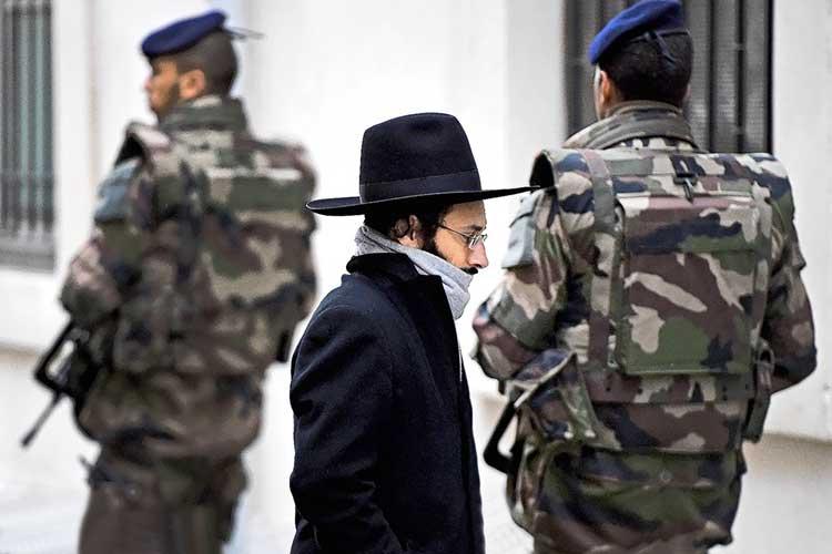 Éxodo masivo de judíos en Europa