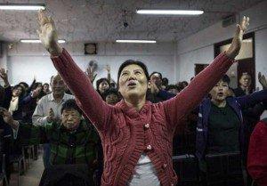 misioneros a China