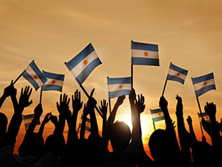 90 mil evangélicos oraron por Argentina