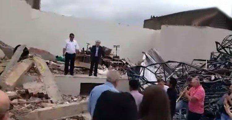 Después del tornado