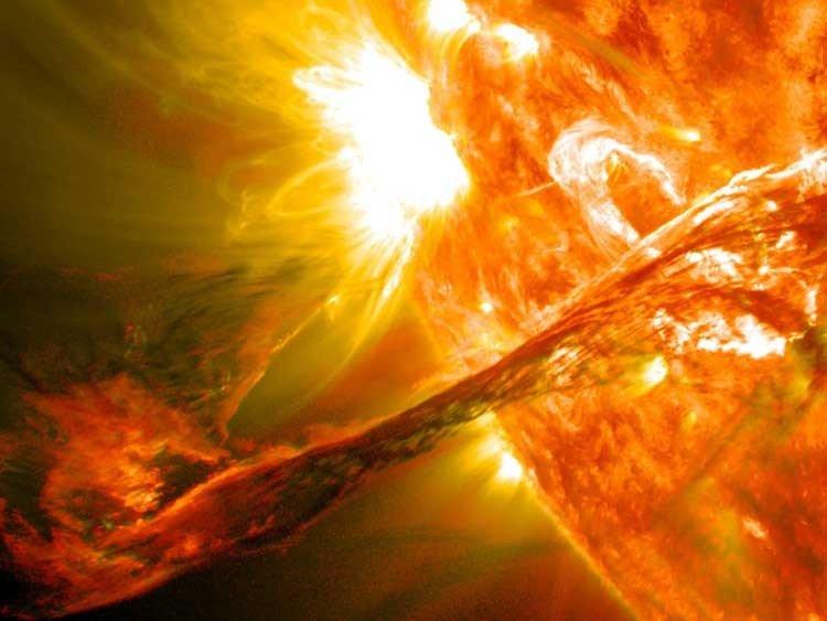 Gran tormenta Solar