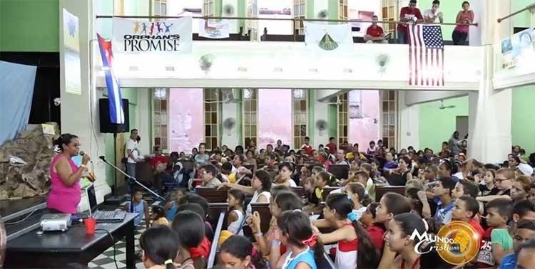 Iglesia de Cuba