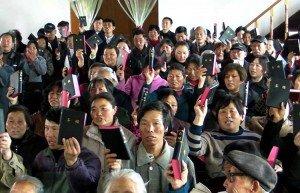 Cristianas chinas