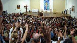 evangélicos con Macri