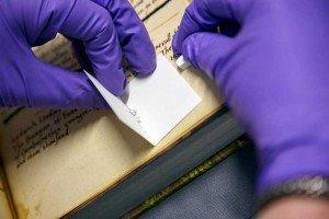 los pergaminos de biblias medievales