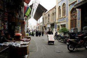 Milagros de Jesús en Irán