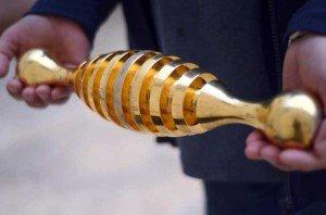 objeto de oro