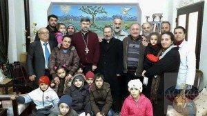 16 rehenes cristianos fueron liberados de ISIS