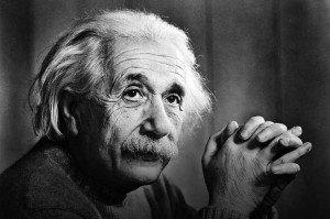 Carta de Albert Einstein que habla de Dios