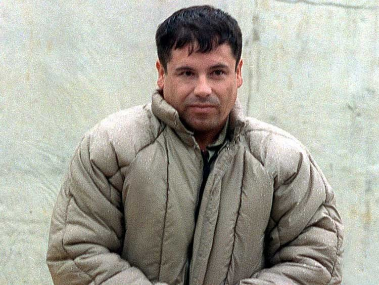 Escondite de El Chapo