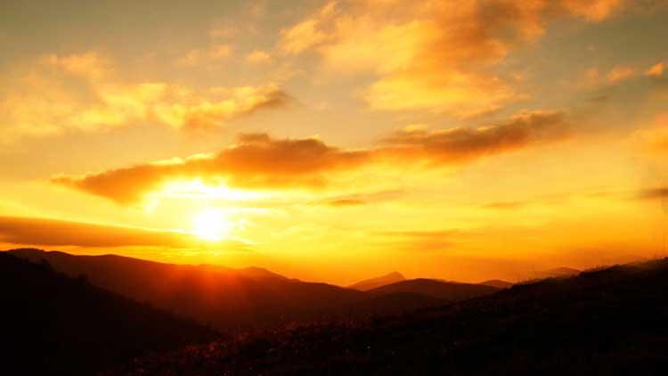Es la tierra prometida el cielo del cristiano?