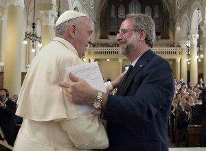 Papa Francisco pide disculpas a protestantes