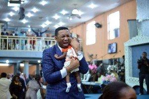 Bebé de 6 meses resucita por la oración