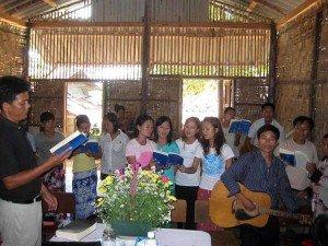 En Birmania se está expandiendo el Reino de Dios