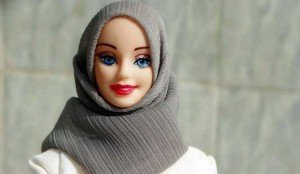 Barbie se convirtió al Islam