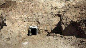 Fue profetizado el colapso de los túneles en GAZA