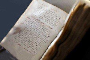 Hallan Antiguos manuscritos del NT