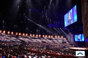 Casi 100 iglesias evangélicas por cada parroquia