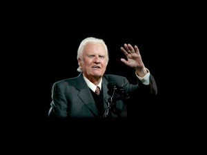 Billy Graham no dio una palabra profética a Trump