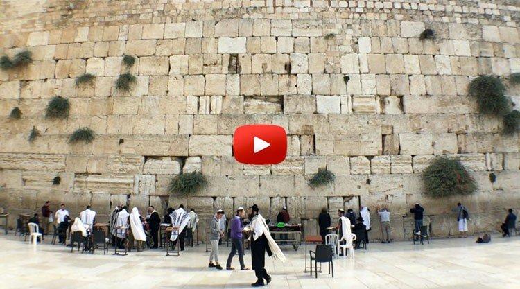 Las Calles de la Ciudad Vieja de Jerusalén en 360º