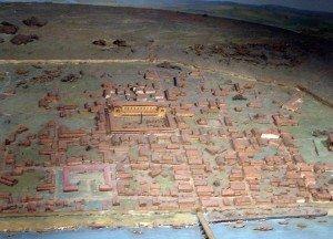 Cerámica romana revela rara historia cristiana