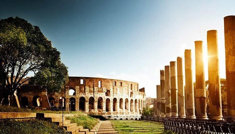 Como era Roma antigua en 3D