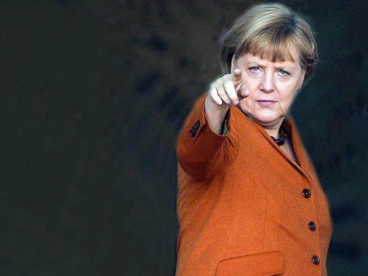Merkel: se necesitan valientes cristianos