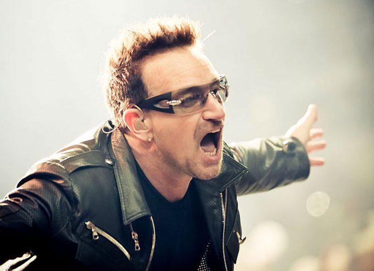 Líder de U2 Bono lanza película de los Salmos