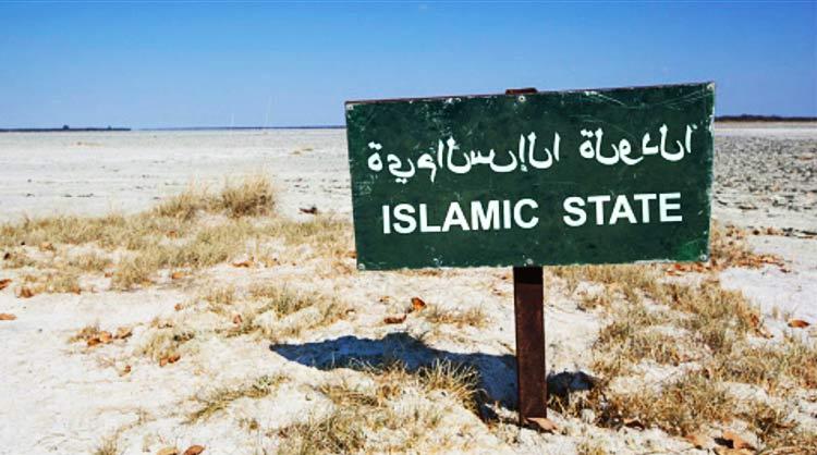 Milicia cristiana que lucha contra ISIS