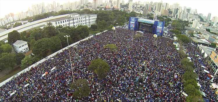 El evento cristiano más grande en el mundo