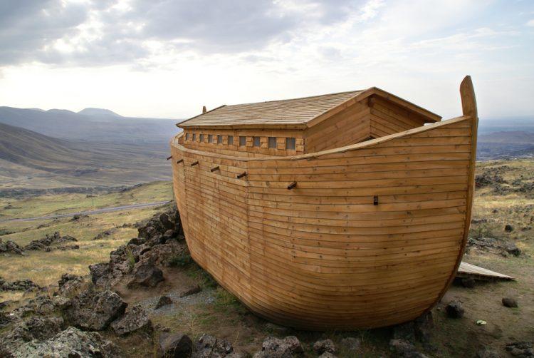 Abre el Arca de Noé de U$D 100 millones