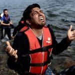 Jesús apareció en el mar a los refugiados