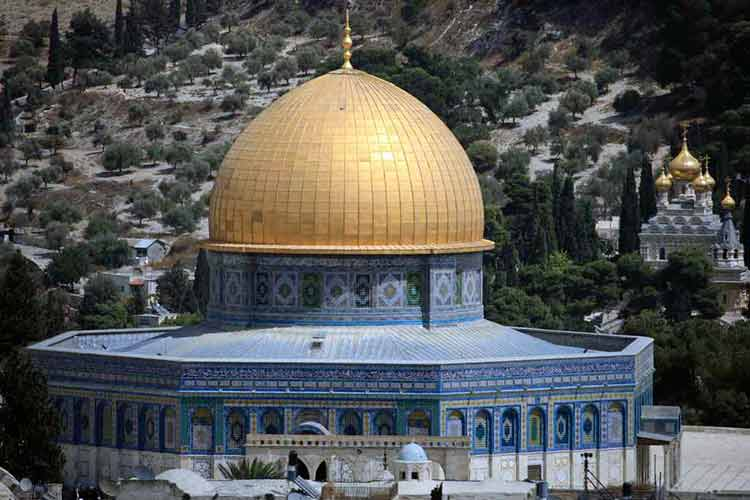 Cámaras en el Monte del Templo cumplirían profecía
