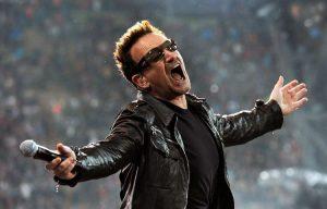 Bono de U2 se salvó por poco en el ataque en Niza