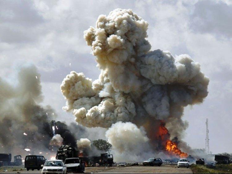 Guerras en Medio Oriente señales del Apocalipsis