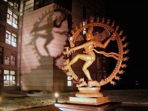 CERN: Adoración de una diosa y sacrificios humanos