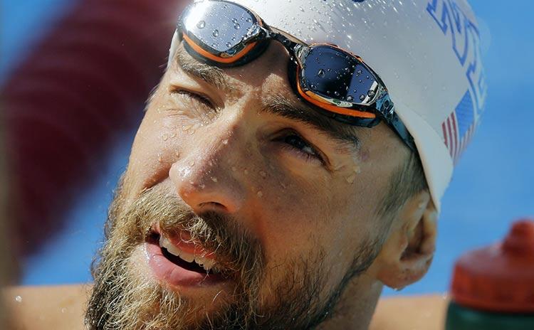 Cristo salva legendario nadador del suicidio