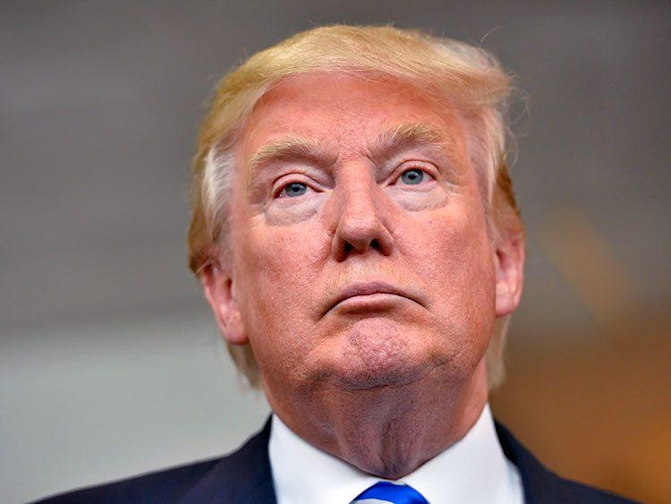 Trump - cristianos han sido silenciados como niños