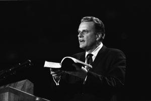 Billy Graham dijo: un ángel te acompañará al cielo