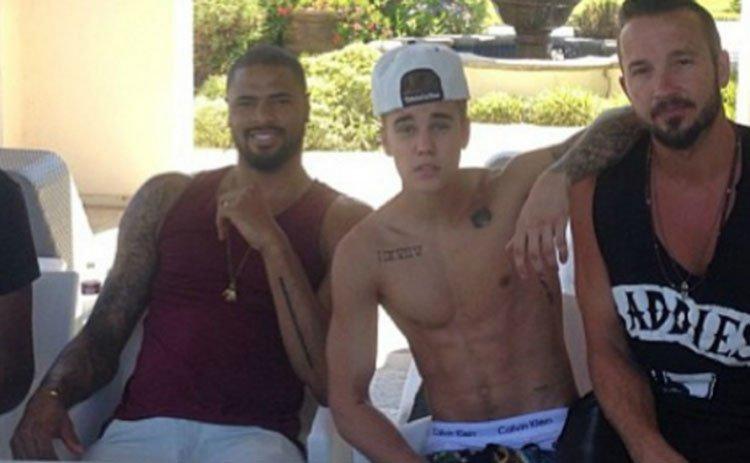 Secreto de Justin Bieber en la bañera de Tyson C