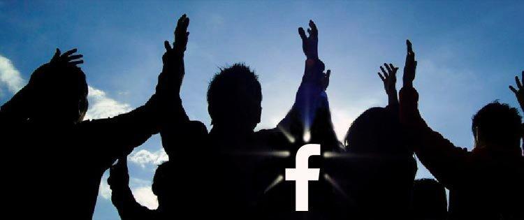 Por Facebook Facebook – se resucita una mujer