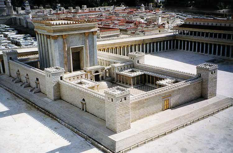 Construcción del Templo en Jerusalén – inevitable