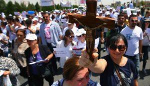 Los cristianos en Irak oran 100 horas seguidas