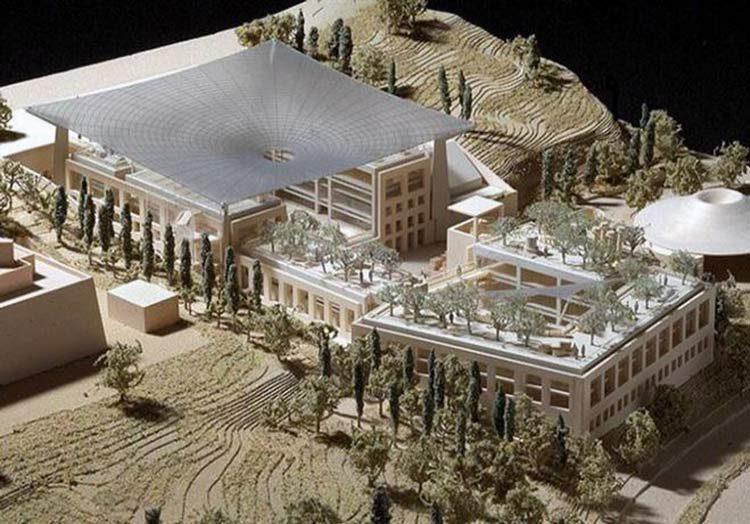 museo arqueológico de Israel