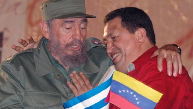 Fidel Castro y Chaves