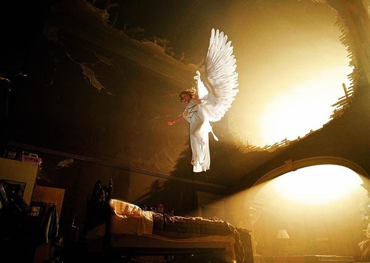 Denzel Washington dice que tiene un ángel guardián