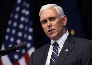 Vice de Trump llama a la nación a orar y humillarse